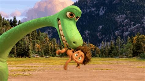 sinopsis film the good dinosaur good dinosaur gif tumblr