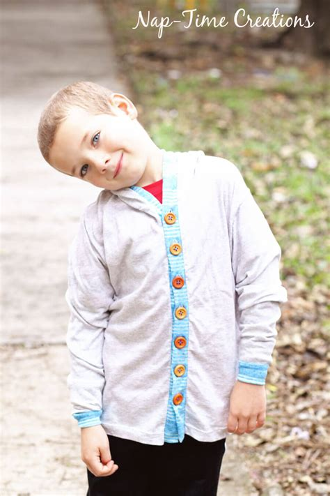 hooded t shirt pattern hooded t shirt free pattern for kids life sew savory