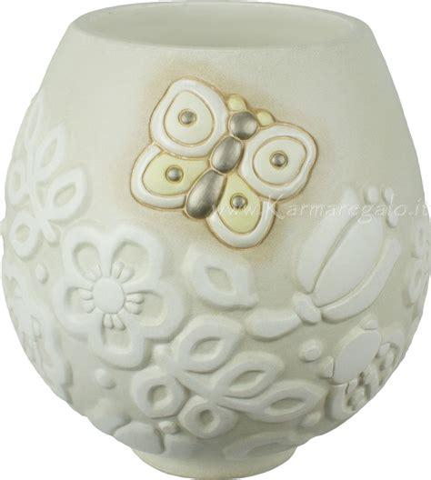 thun vasi vaso medio prestige con farfalla thun