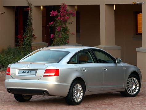 Audi A6 4 2 Specs by Images Of Audi A6 4 2 Quattro Sedan Za Spec 4f C6 2005