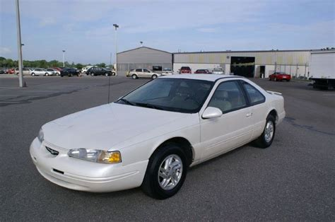 used 1995 ford thunderbird pricing features edmunds 1997 ford thunderbird lx specs