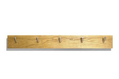 futon hooks oak letter storage hook rail futon company