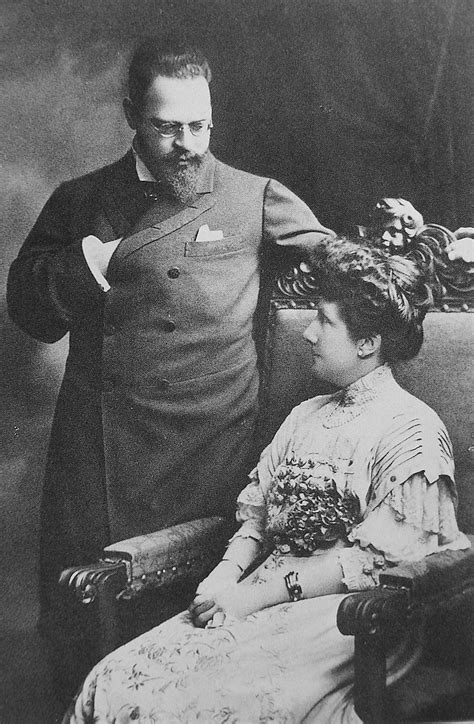 Infanta paz and her husband Prince Ludwig Ferdinand of