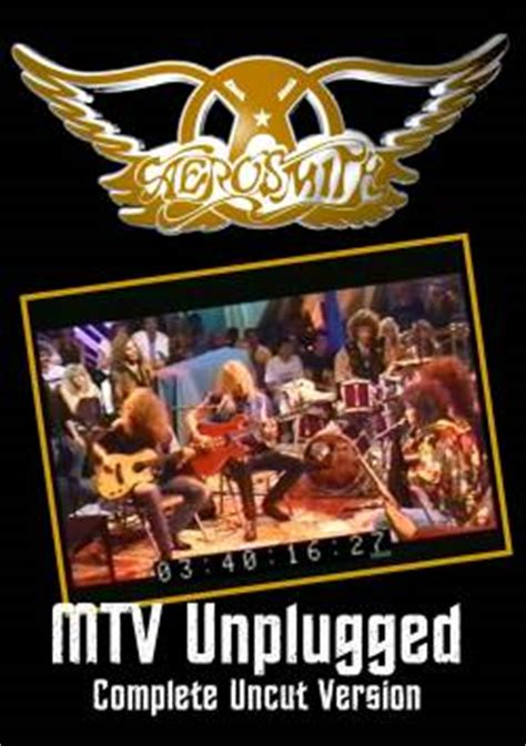 Aerosmith Unplugged 1990 1cd 2017 aerosmith discographie compl 232 te