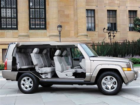 Jeep Commander Unlimited 25 Best Jeep Commander Ideas On