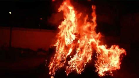 fuoco s antonio interno bari sardo fuoco di sant antonio 2013