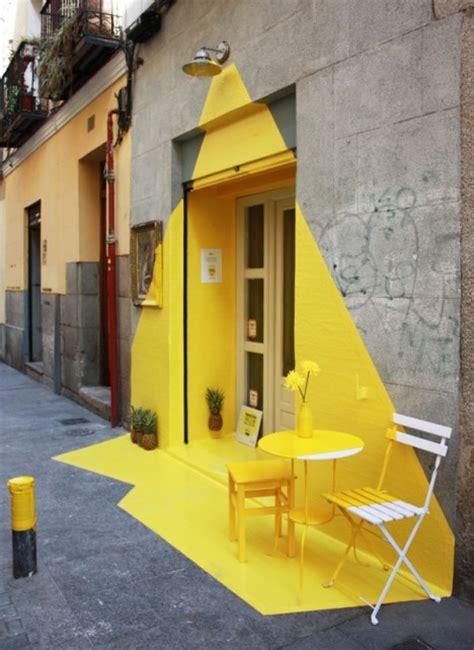 facade pattern meaning virtual light facade installation casts fake illumination
