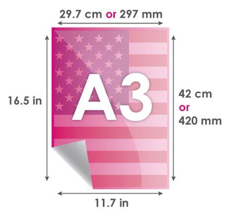 Kertas A5 A3 Format Paper