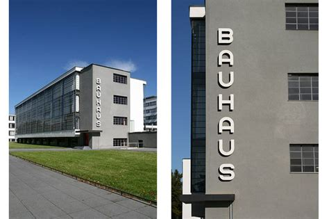 Bauhaus Dessau Walter Gropius by These Are The Key Points Of The Bauhaus Manifesto Widewalls