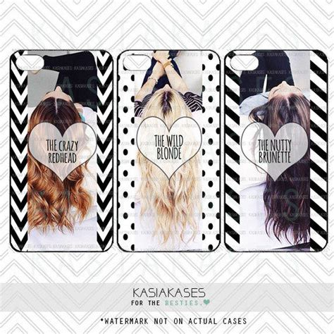 3 best friends 3 best friends phone cases from kasiakases on etsy