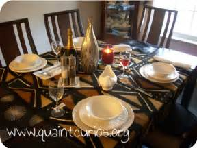 african american home decor how to decorate a table for black history quaint curios blog