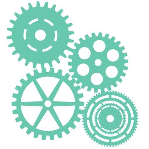 printable gear stencils kaisercraft stencils template cogs