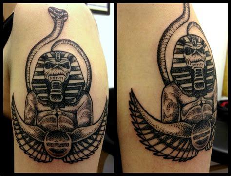 iron maiden tattoo designs ironmaiden maiden eddie powerslave heavymetal