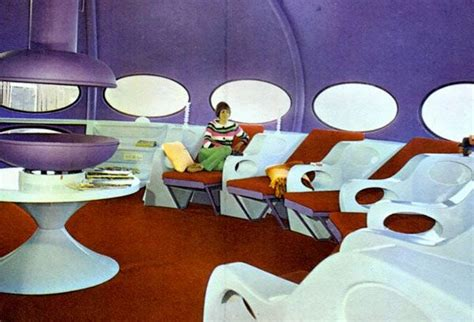 futuro house interior the futuro house a home for tomorrow voices of east anglia