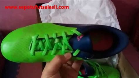 Sepatu Futsal Adidas Predito Instinct sepatu futsal adidas predito instinct solar green blue review