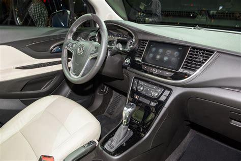 2017 buick encore interior half of buick encore buyers to gm gm authority
