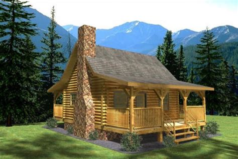log house designs inc log homes floor plans from honest abe monticello 624 sq ft