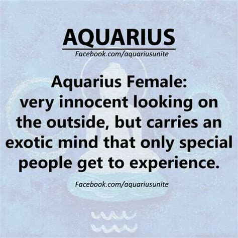 aquarius personality traits female related keywords