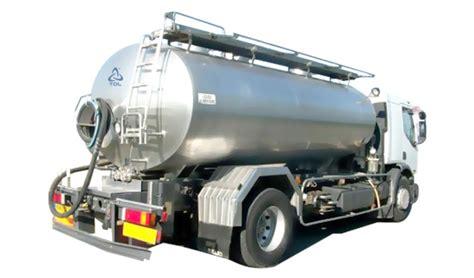 milk tanker design standard for road tanker wagons available