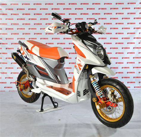 Lu Yamaha X Ride kumpulan modifikasi yamaha x ride a k a ttx mario devan