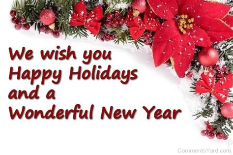 new year 2015 holidays you happy holidays comments pictures graphics for