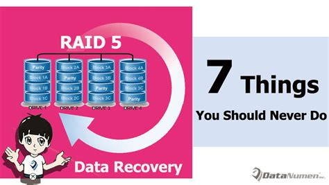 7 Items You Should Never Be Without by 7 Things You Should Never Do In Raid 5 Data Recovery