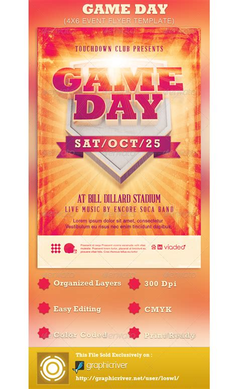 free event flyer templates day event flyer template psdbucket