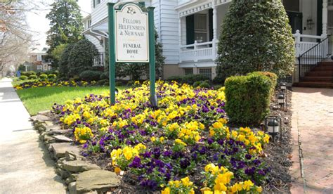 fellows helfenbein newnam funeral home wins award