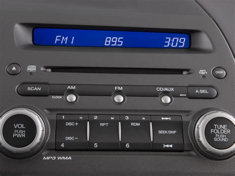 Honda Civic Radio Code by How To Reset The Radio Code On A Honda Accord Ehow Html