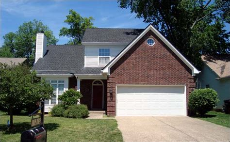 there aren t any rental homes in louisville kentucky