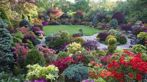 Creer Un Jardin Fleuri Toute L ée by Idee Amenagement Jardin Fleurie Moulin En
