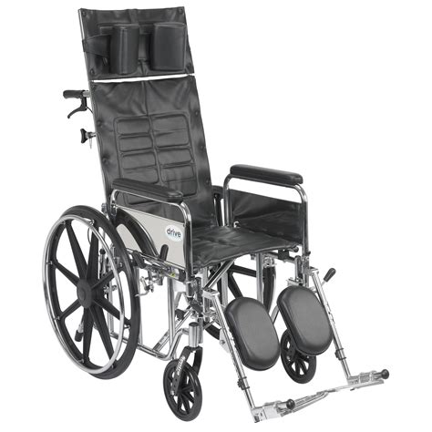 Recliner Wheelchairs For Sale sentra reclining wheelchair detachable arms 18