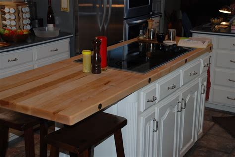 kitchen island maple furniture design