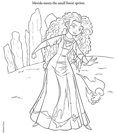 coloring pages disney brave new brave coloring page brave photo 31291938 fanpop