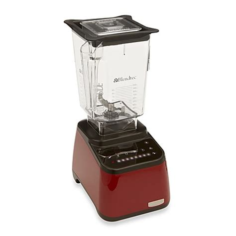 blendtec bed bath and beyond buy blendtec 174 total blender designer series with wildside