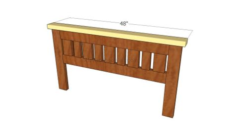 farmhouse bed plans howtospecialist how to build step 2x4 farmhouse bed plans howtospecialist how to build
