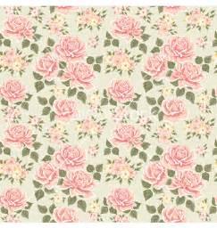 pink retro pattern pink vintage rose pattern vector by sticknote on