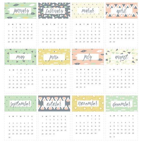 Printable Calendar 2018 Fun | 2018 printable calendar a fun freebie hey let s make