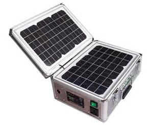 solar powered home generator portable solar powered generator solar generator