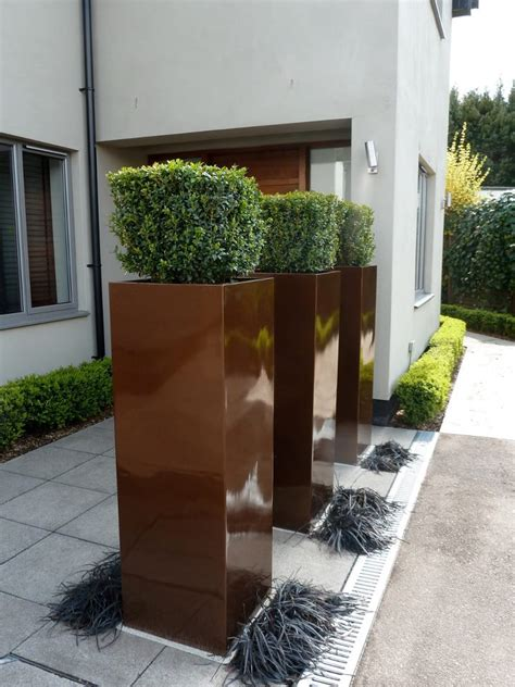 Square Planters Uk by Square Planters Any Colour Any Size From