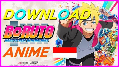 anime boruto subs indonesia  android youtube