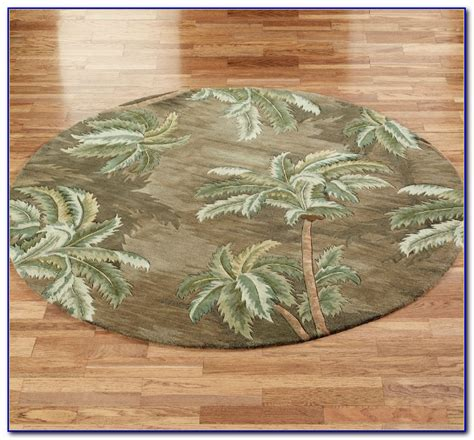 Palm Area Rugs Brilliant Palm Tree Area Rugs Modern Mbnanot