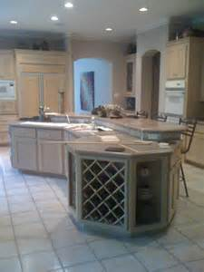 Shaped Kitchen Islands by An Oddly Shaped Kitchen Island Why It S One Of My