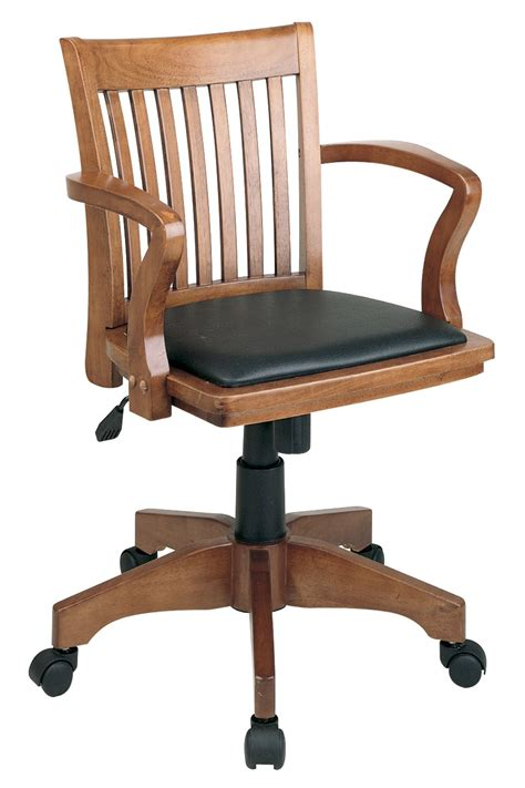 Bankers Chairs by 108 Fw 3 Office Fruitwood Wood Bankers Chair With