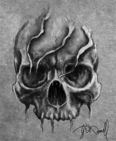 evil skull tattoo designs evil skull designs tatuajes evil