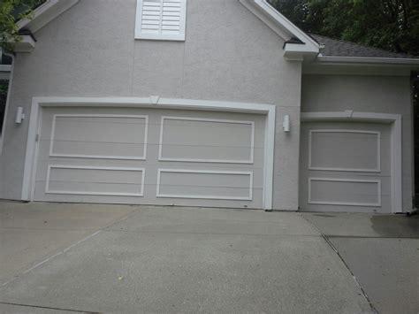 Garage Door Kansas City Before And After Raynor Garage Doors Of Kansas City