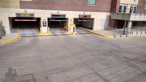 Pavilion Parking Garage by Uwm Transportation Services Uwm Transportation Services