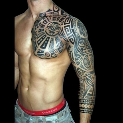 tattoo shoulder sleeve tattoo sleeve ideas to get you started part 18