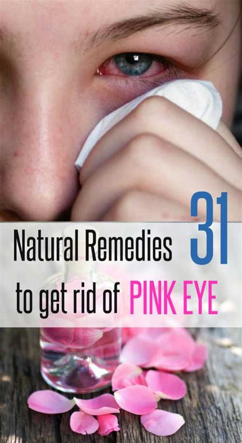 31 home remedies to get rid of pink