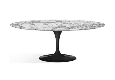 saarinen side table marble saarinen oval table marble knoll milia shop